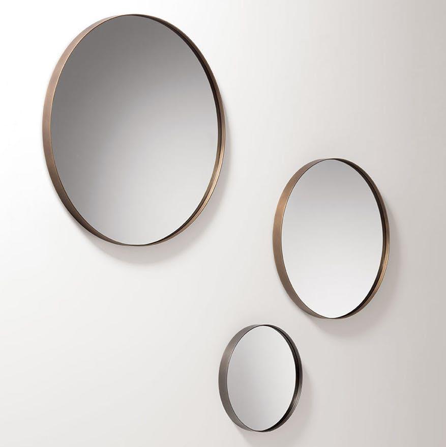 De Castelli Riflesso Mirrors Haute Living