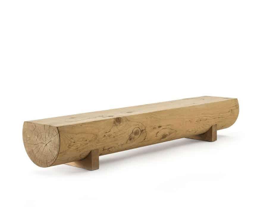 Riva 1920 pure bench cedar haute living