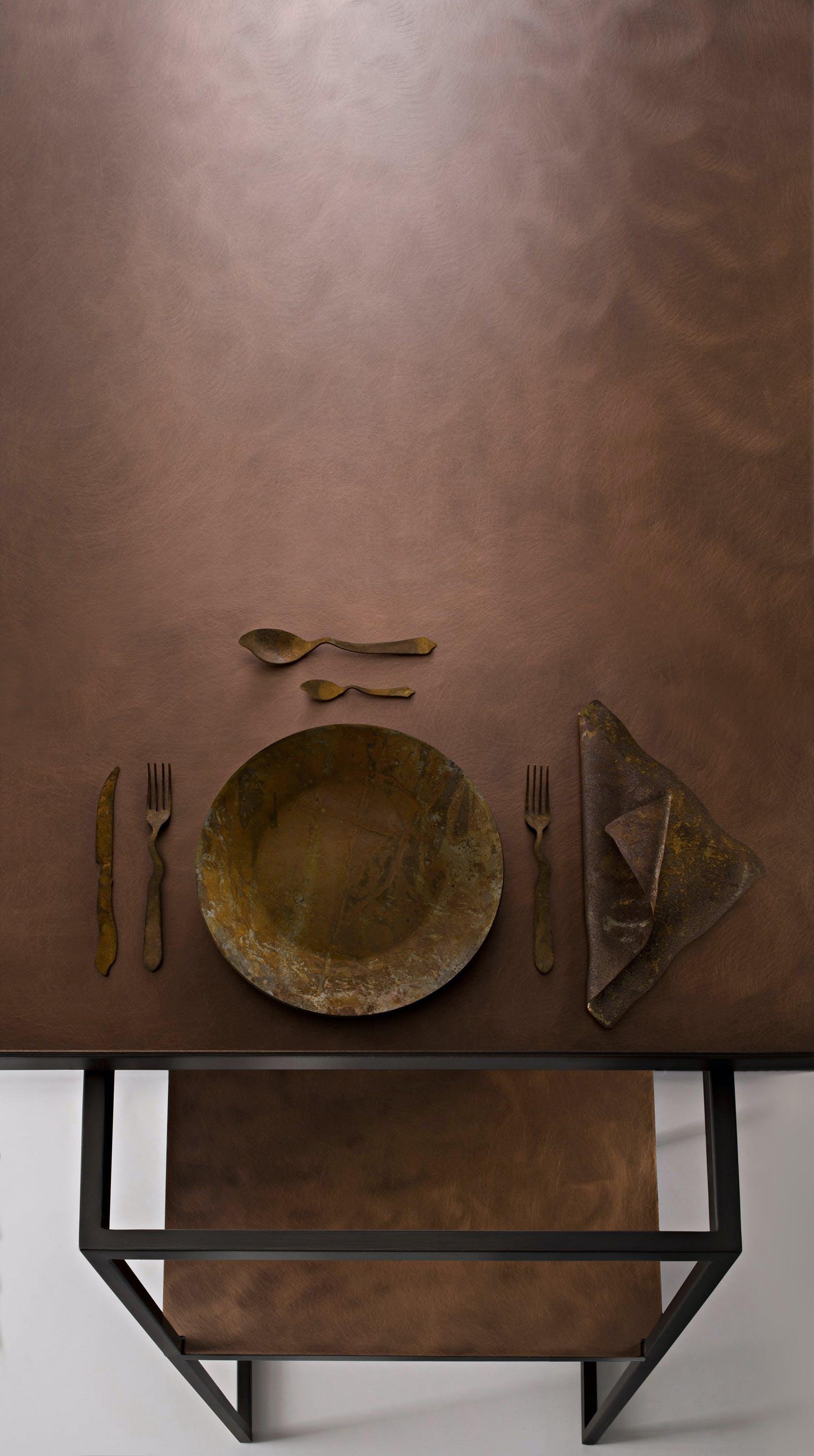 De Castelli Riveria Chair Table Top Haute Living