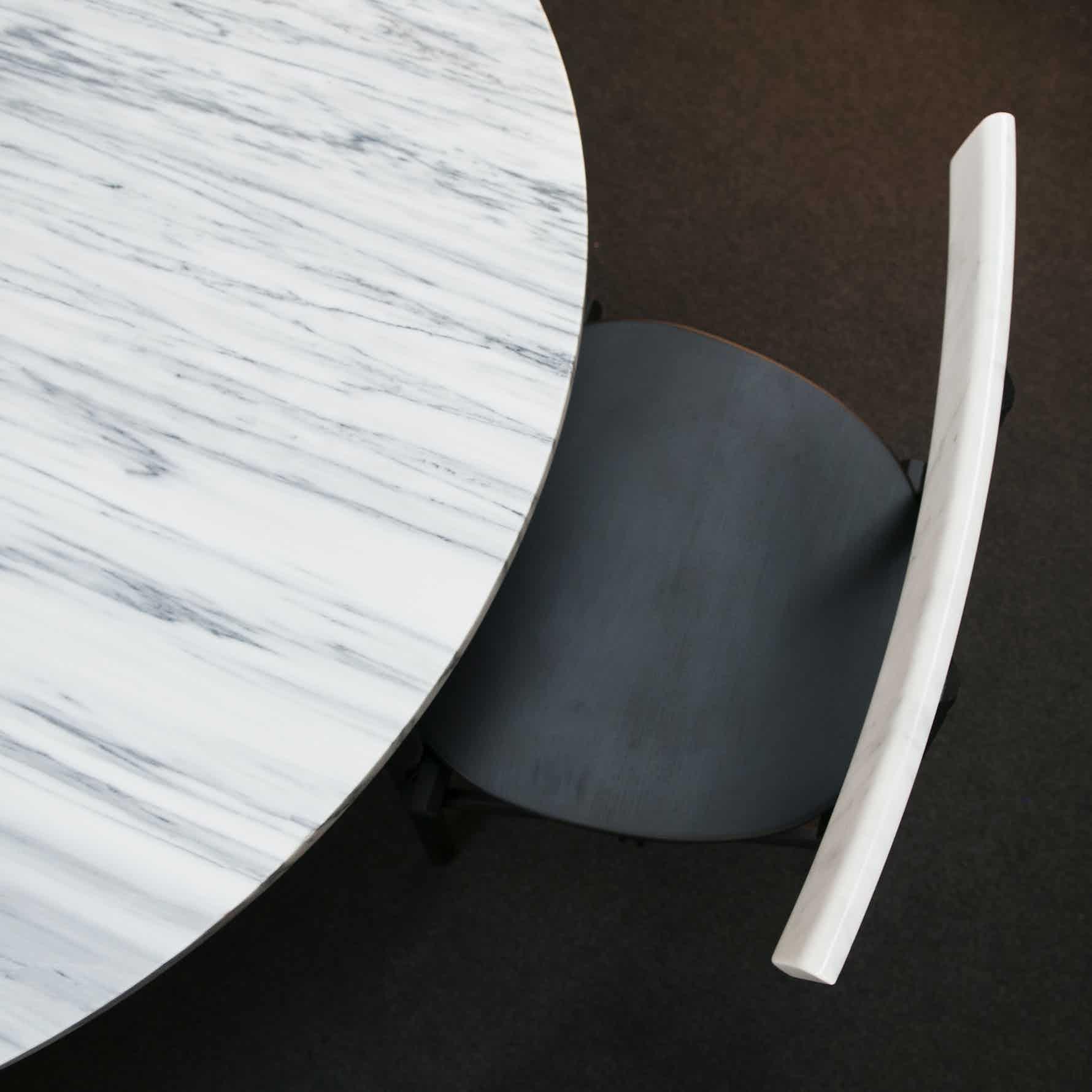 La-chance-furniture-ronin-chair-insitu-wallpaper-birds-eye-haute-living
