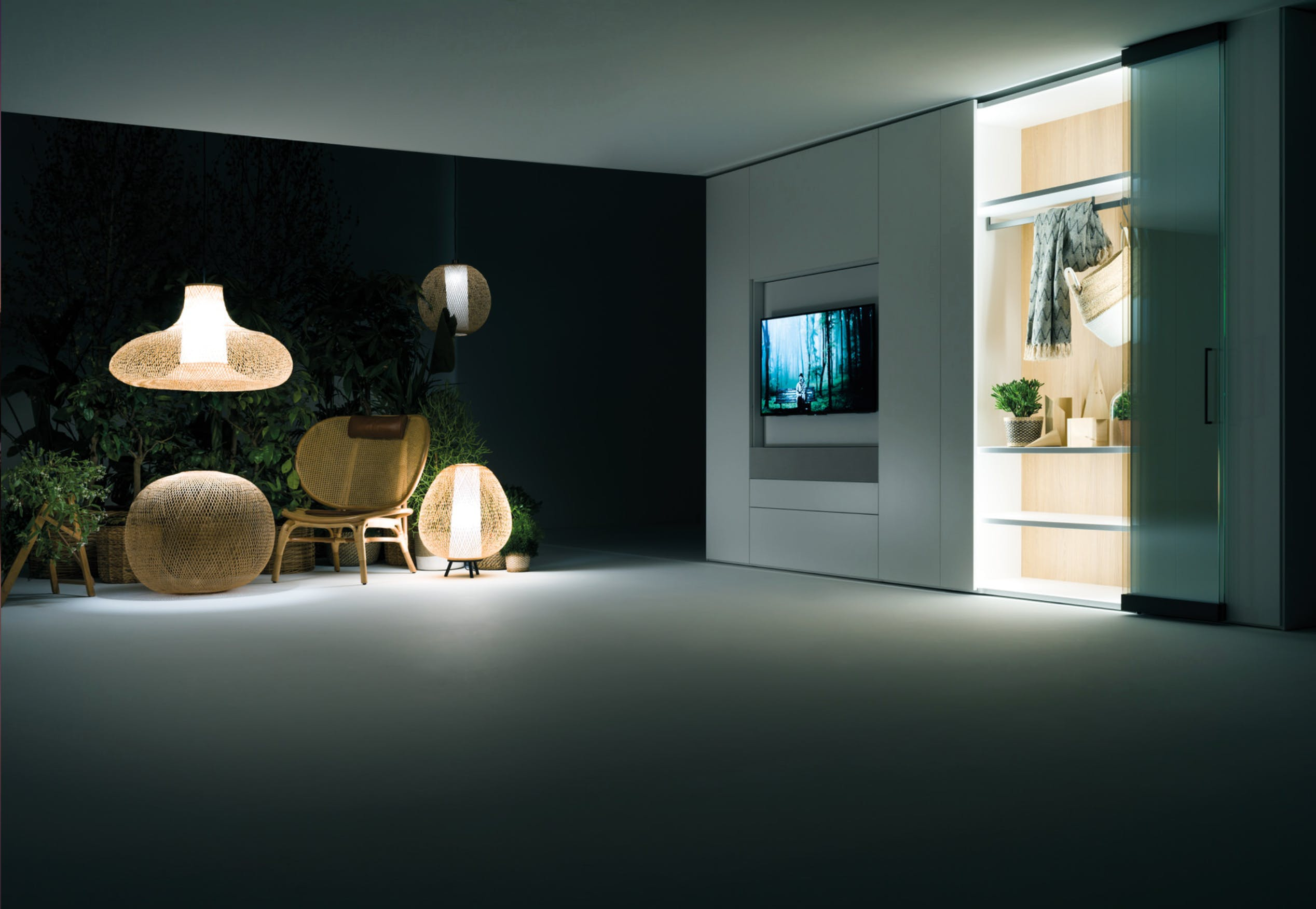 Caccaro Roomy Module Light Haute Living