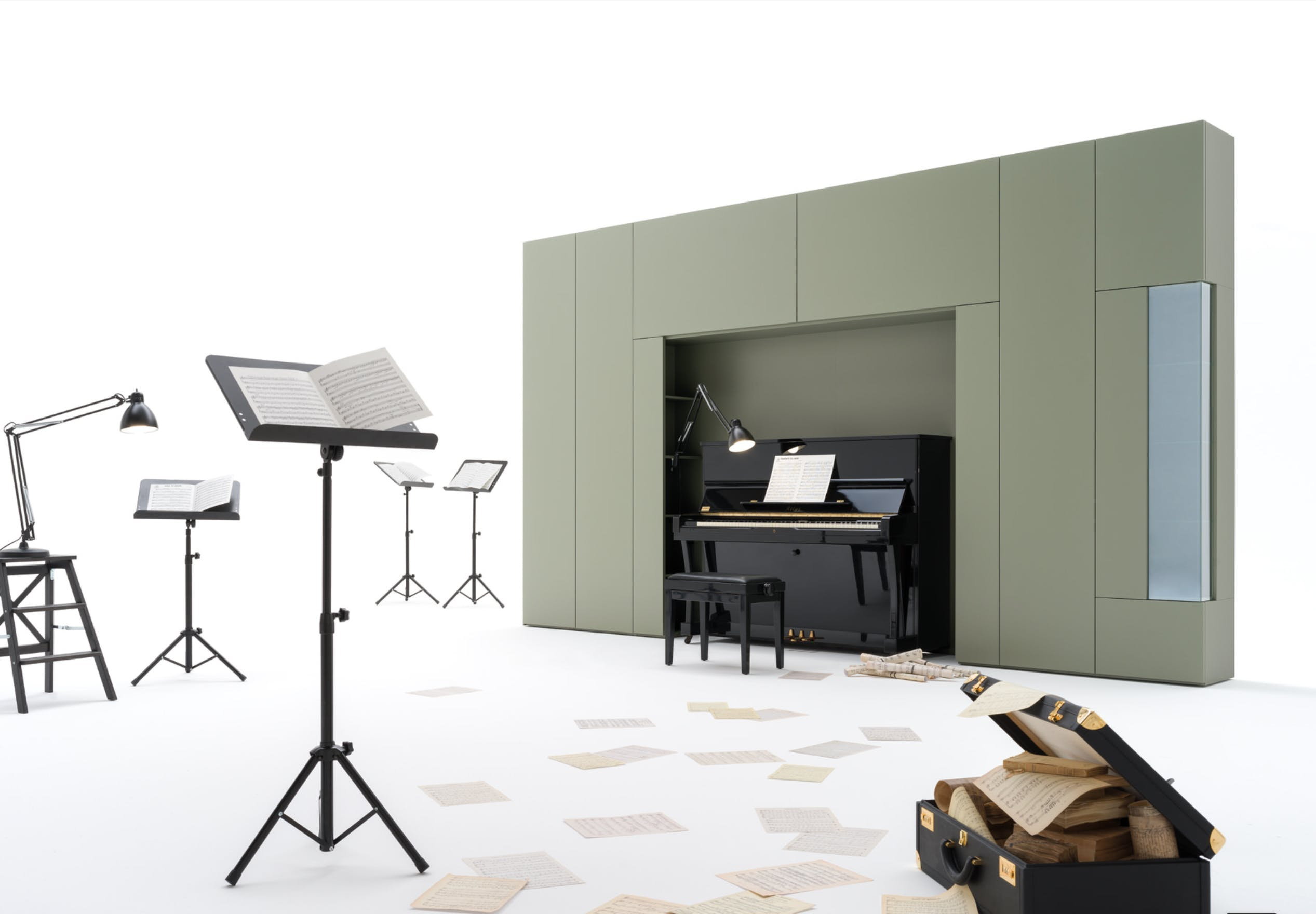 Caccaro Roomy Module Piano Haute Living