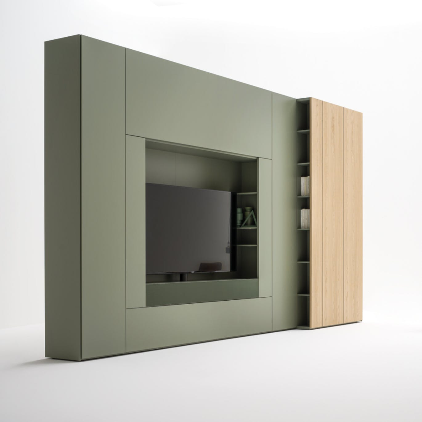 Caccaro Roomy Module Tv Haute Living