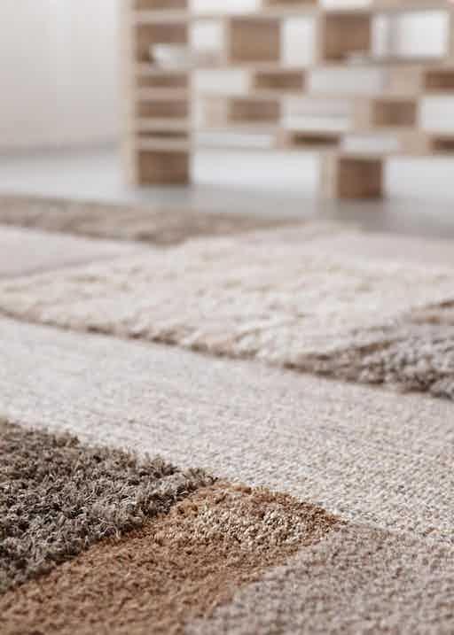 carpet sign salinas de maras salty white rectangle rug detail haute living