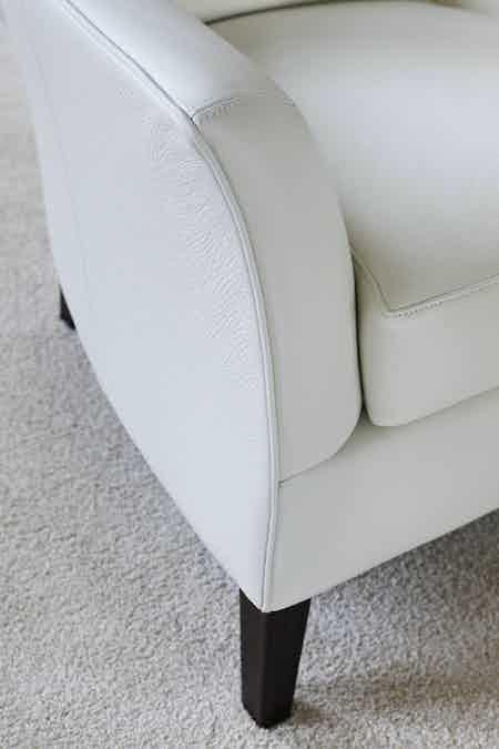 Jab Anstoetz Saloni High Back Armchair Detail Haute Living