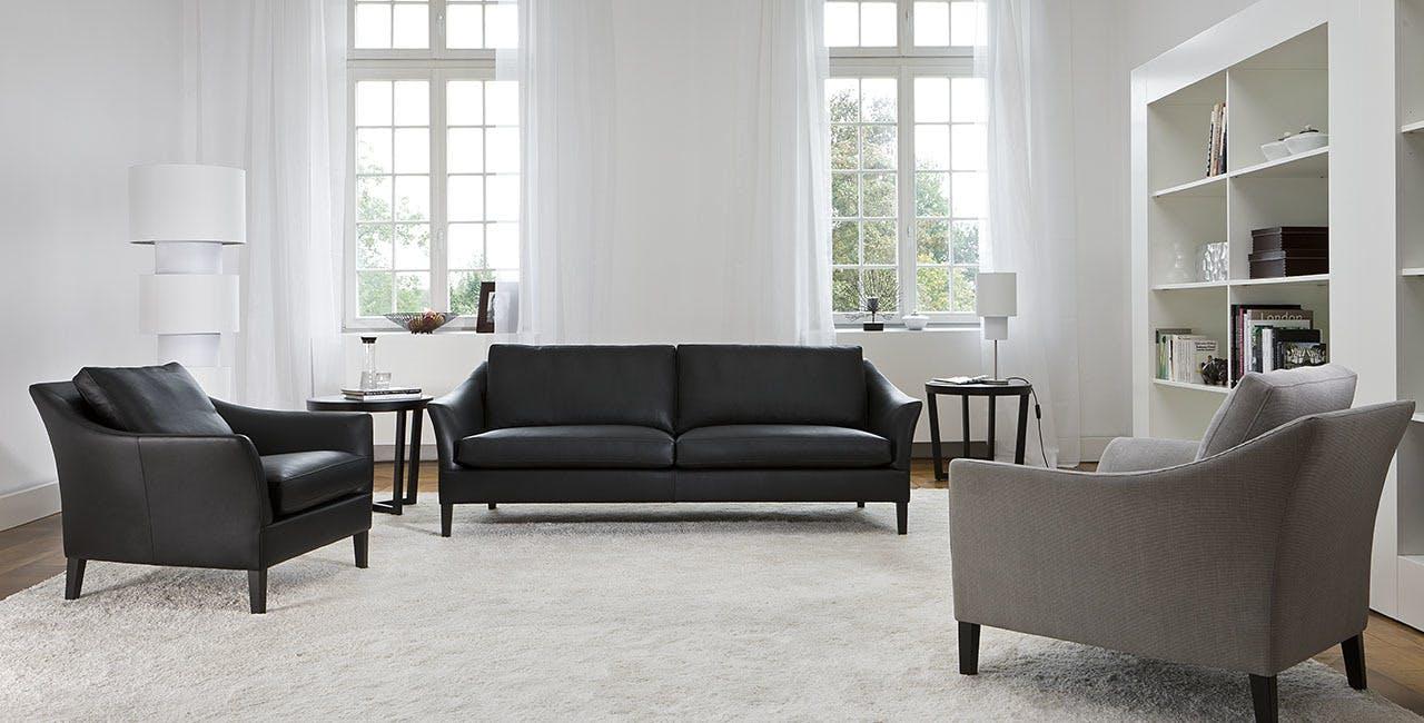 Jab Anstoetz Saloni Black Leather Insitu Haute Living
