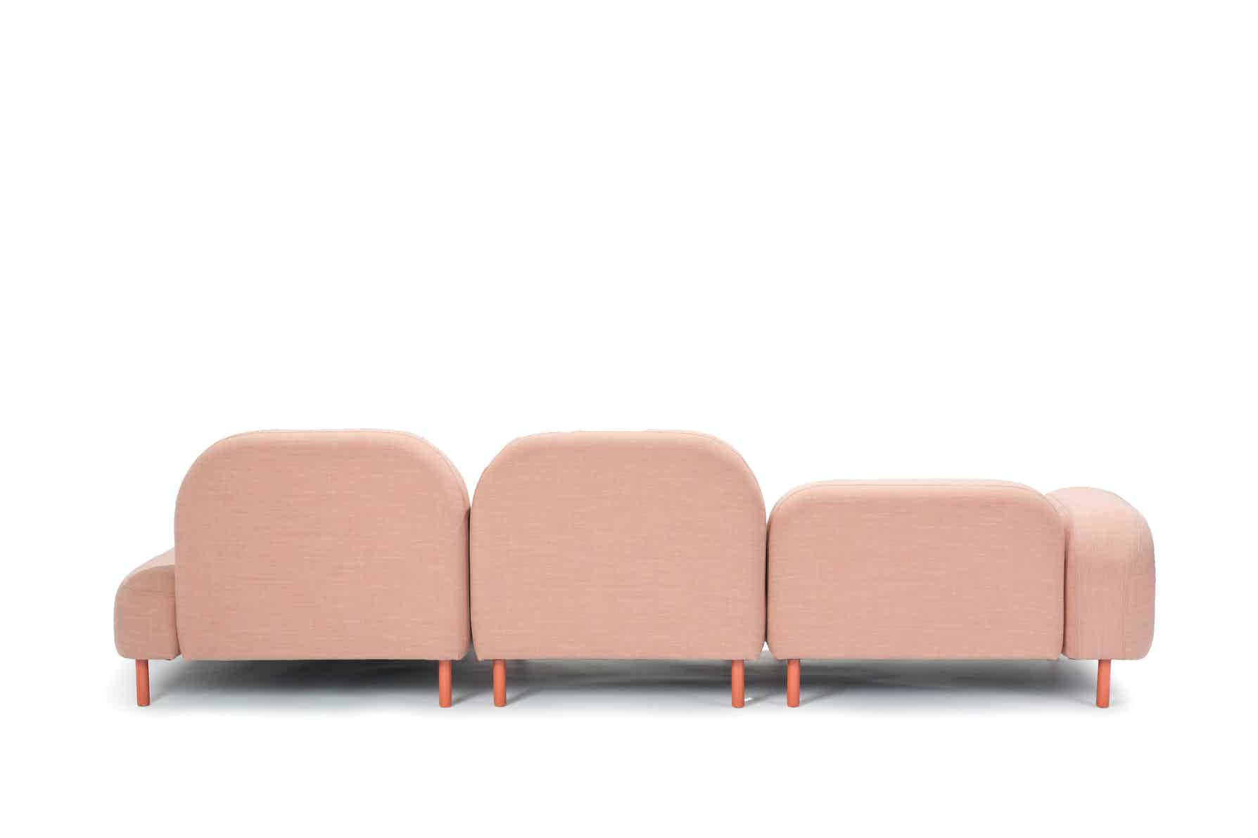 Deadgood-scafell-modular-sofa-peach-rear-haute-living