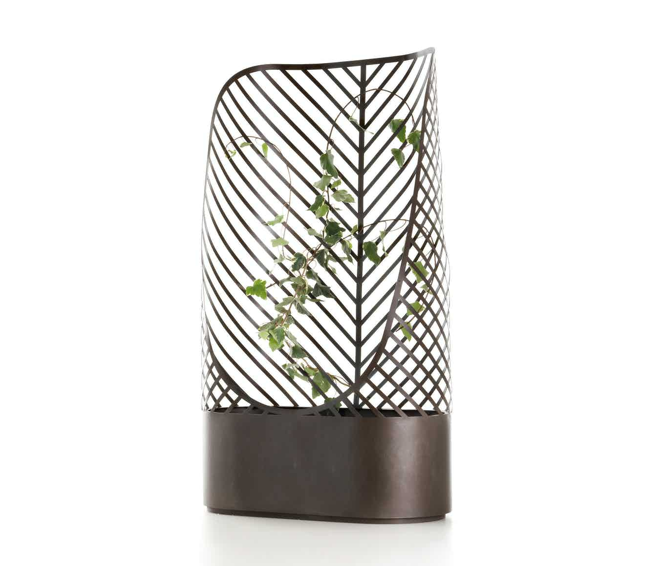 De Castelli Screen Pot Stainless Steel Haute Living