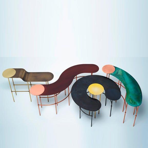 De Castelli Scribble Tables Haute Living Thumbnail