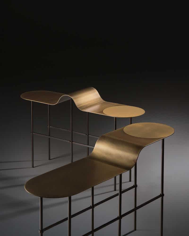 De castelli scribble tables long haute living