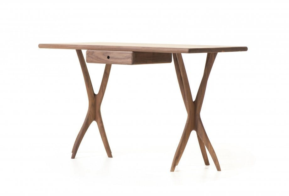De La Espada Autoban Scrub Desk Side Haute Living