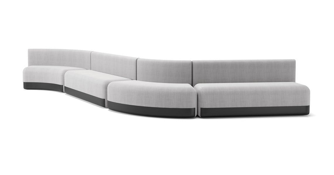 Viccarbe Season Sofa 3