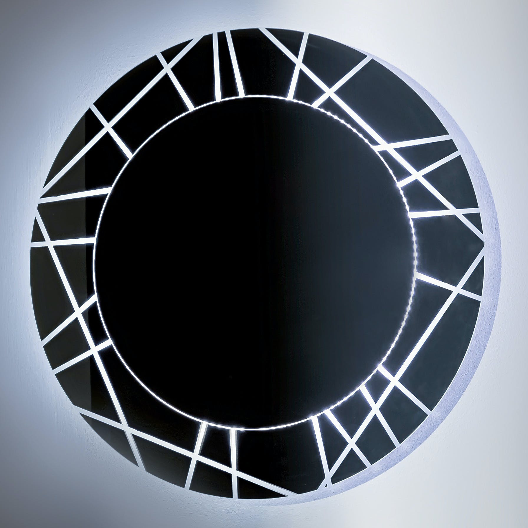 Segment By Sovet Is A Wall Mirror With Engraved Segments 2