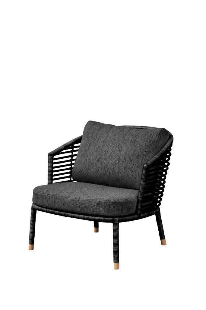Sense Natur Lounge Chair Grey Y125 1