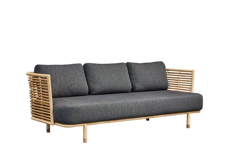 Sense Natur Sofa Grey Y125 1