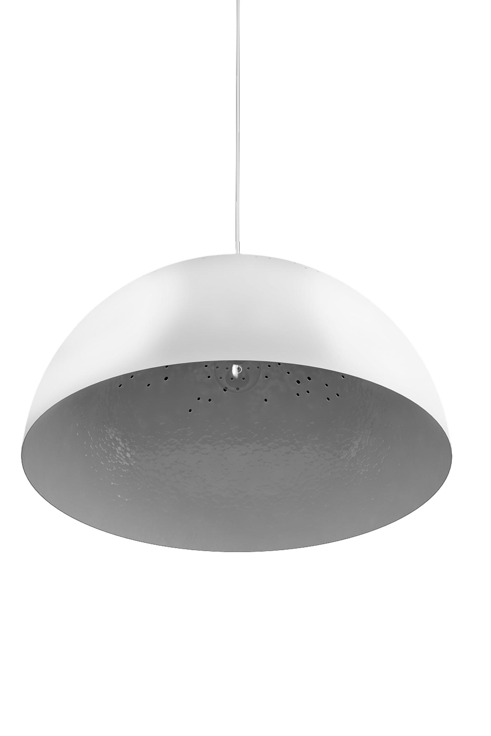 Shade Lamp White