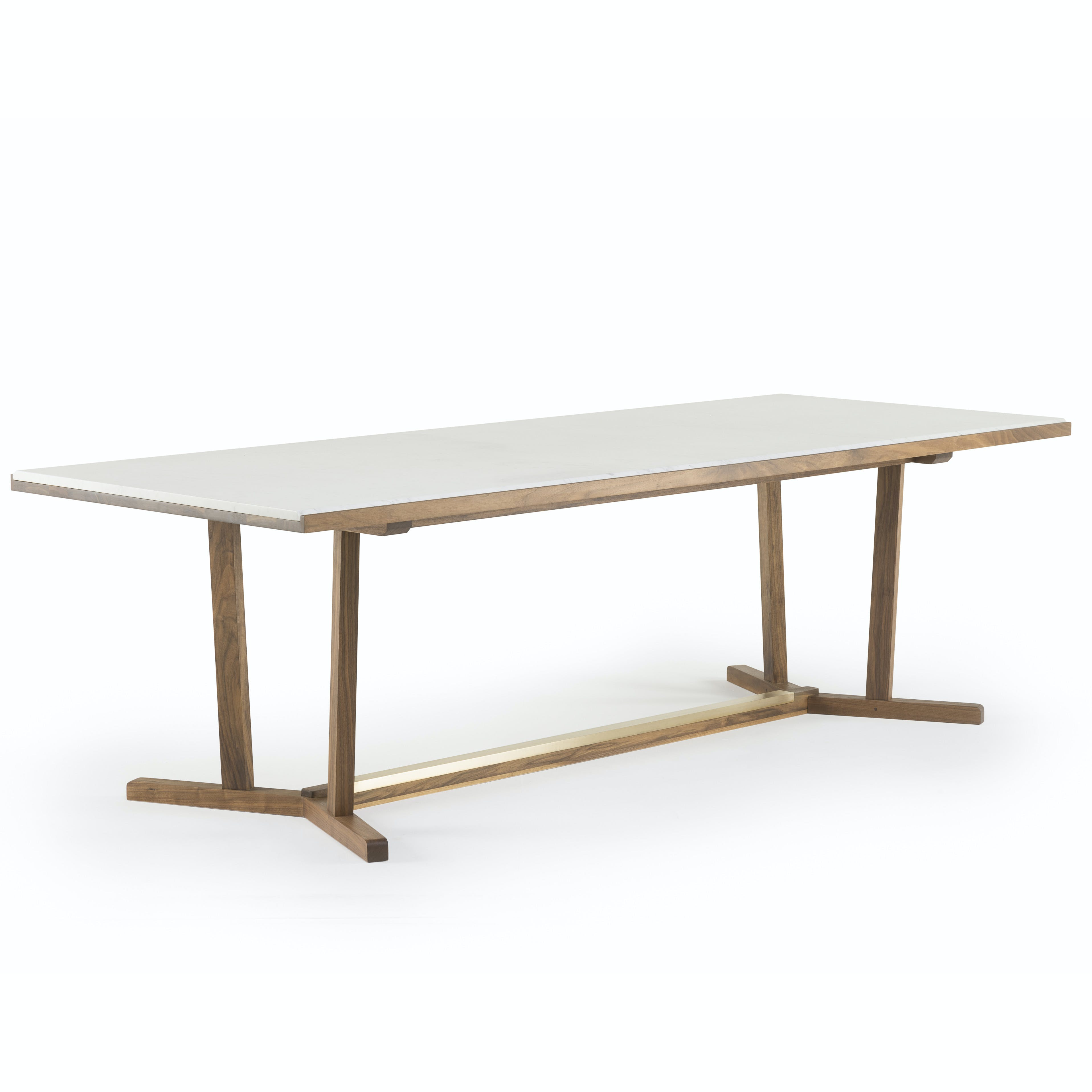 De La Espada Neri Hu Shaker Dining Table Thumbnail Haute Living