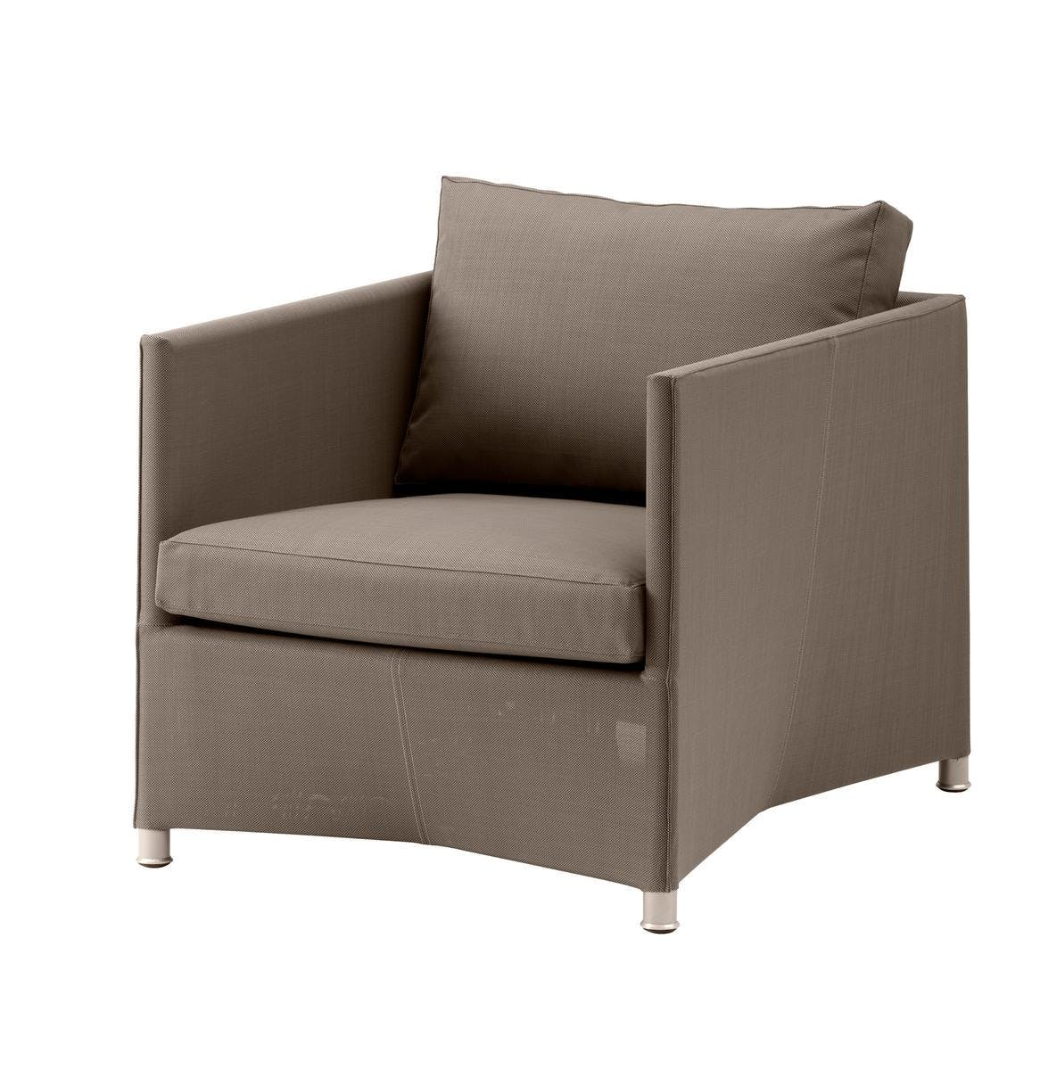 Diamond Lounge Chair Brown 1200Px