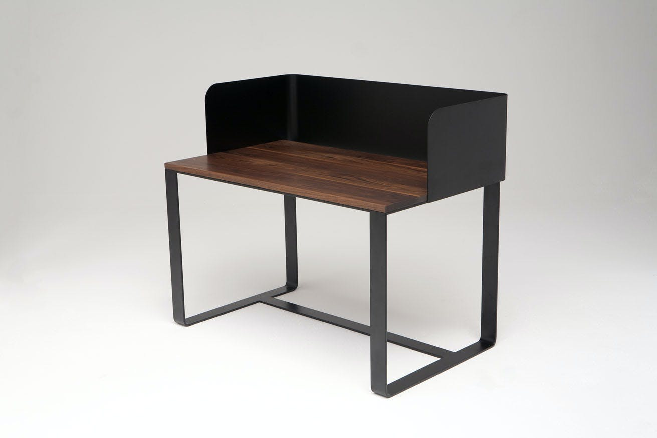 Phase Design Reza Feiz Shelter Desk 1