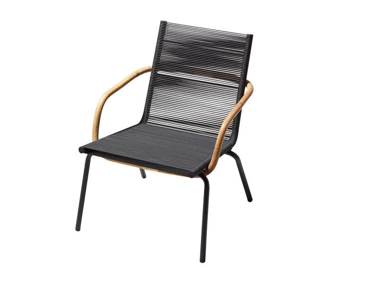 Sidd Lounge Chair Brown 3 1