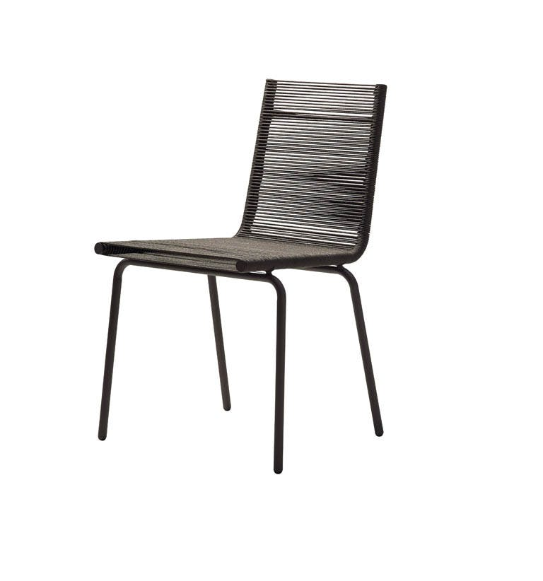 Sidd Chair Brown