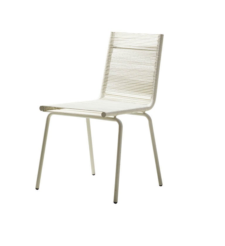 Sidd Chair White 1
