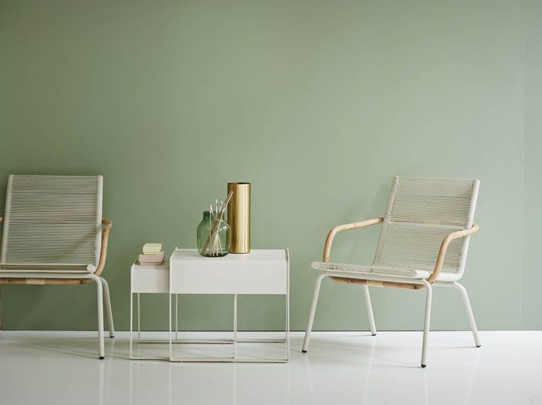Sidd Lounge White 2