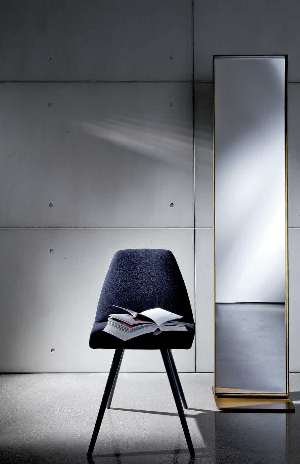 Sovet-blue-sila-chair-with-cone-base-haute-living