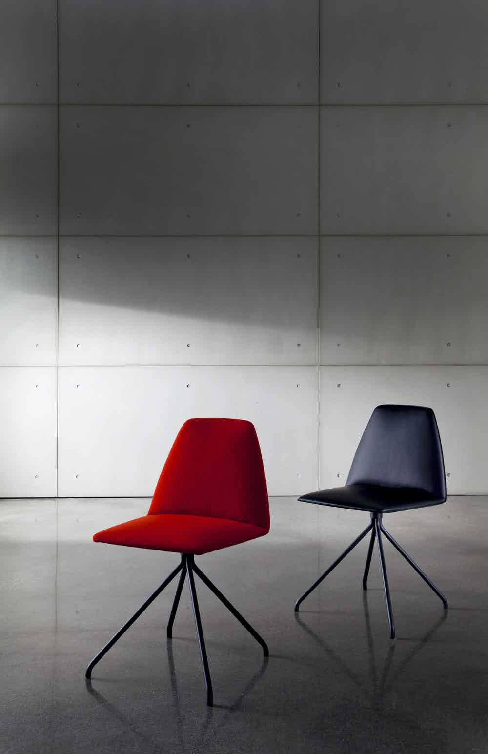 Sovet-sila-chair-trestle-base-insitu-haute-living