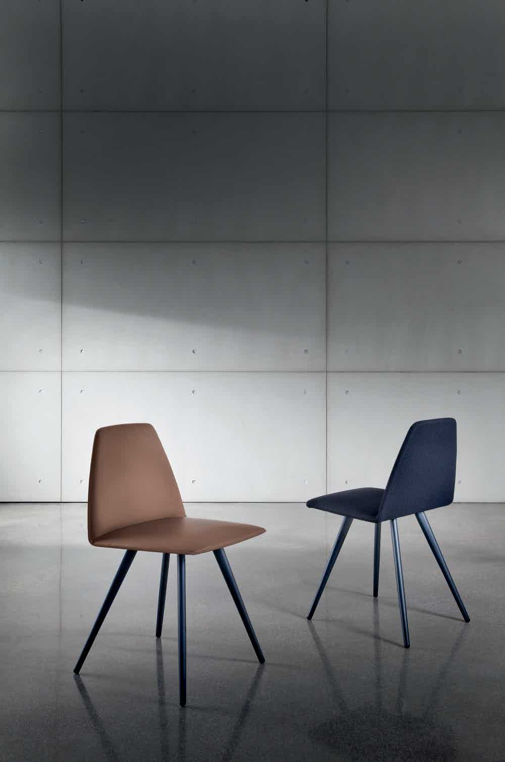 Sovet-sila-chair-with-cone-shaped-base-insitu-haute-living