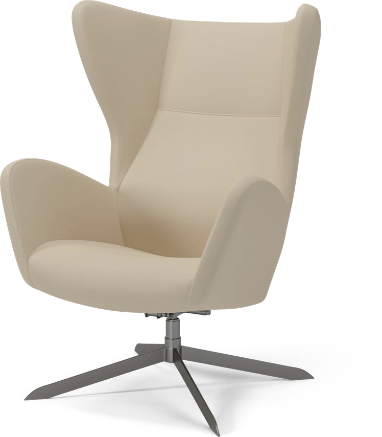 bolia cream sion armchair haute living
