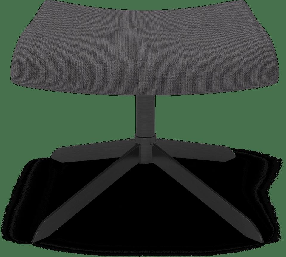 bolia grey sion ottoman haute living