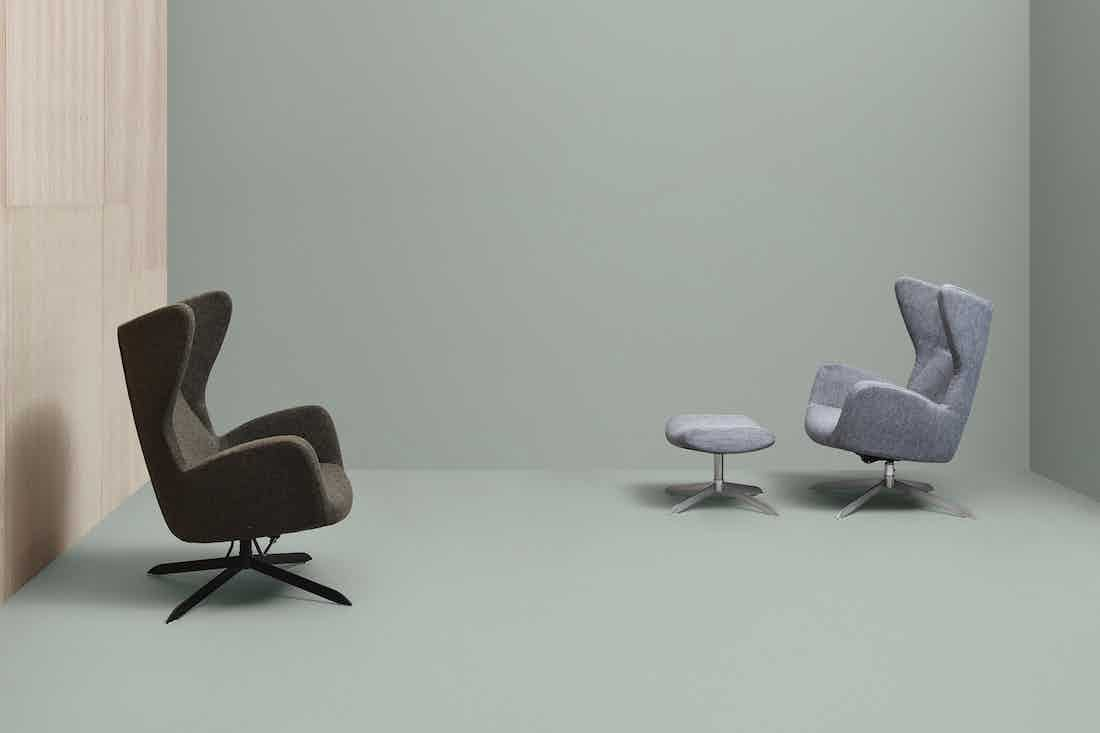 Bolia Sion Swivel Chair Insitu Haute Living