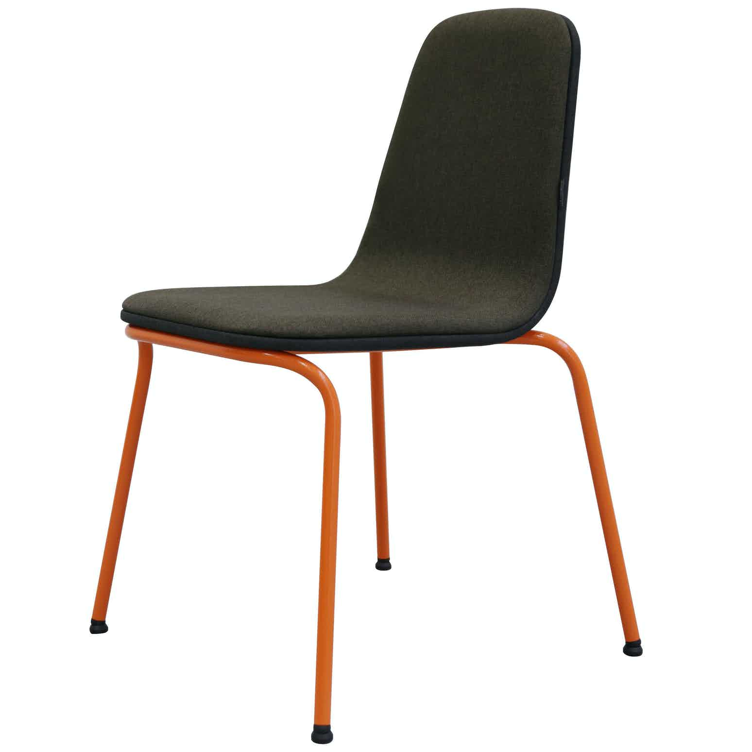 Bogaerts Label Grey Orange Siren Chair Haute Living 190218 184250