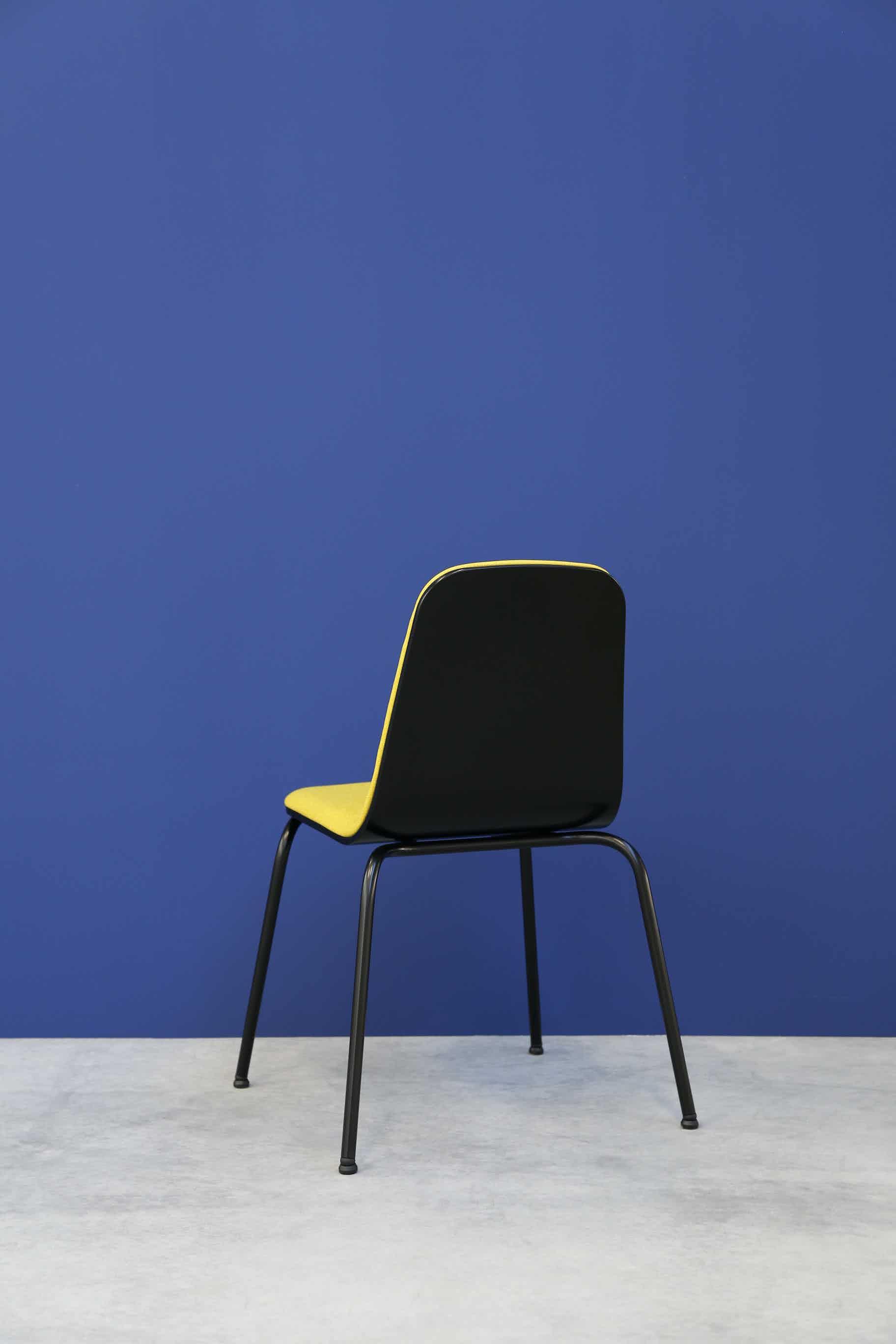Bogaerts Label Siren Chair Black Back Haute Living