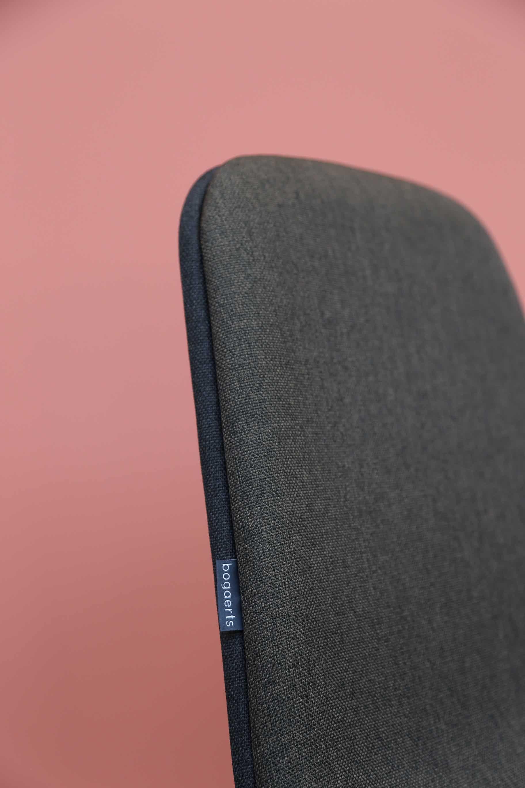 Bogaerts Label Siren Chair Grey Seat Detail Haute Living