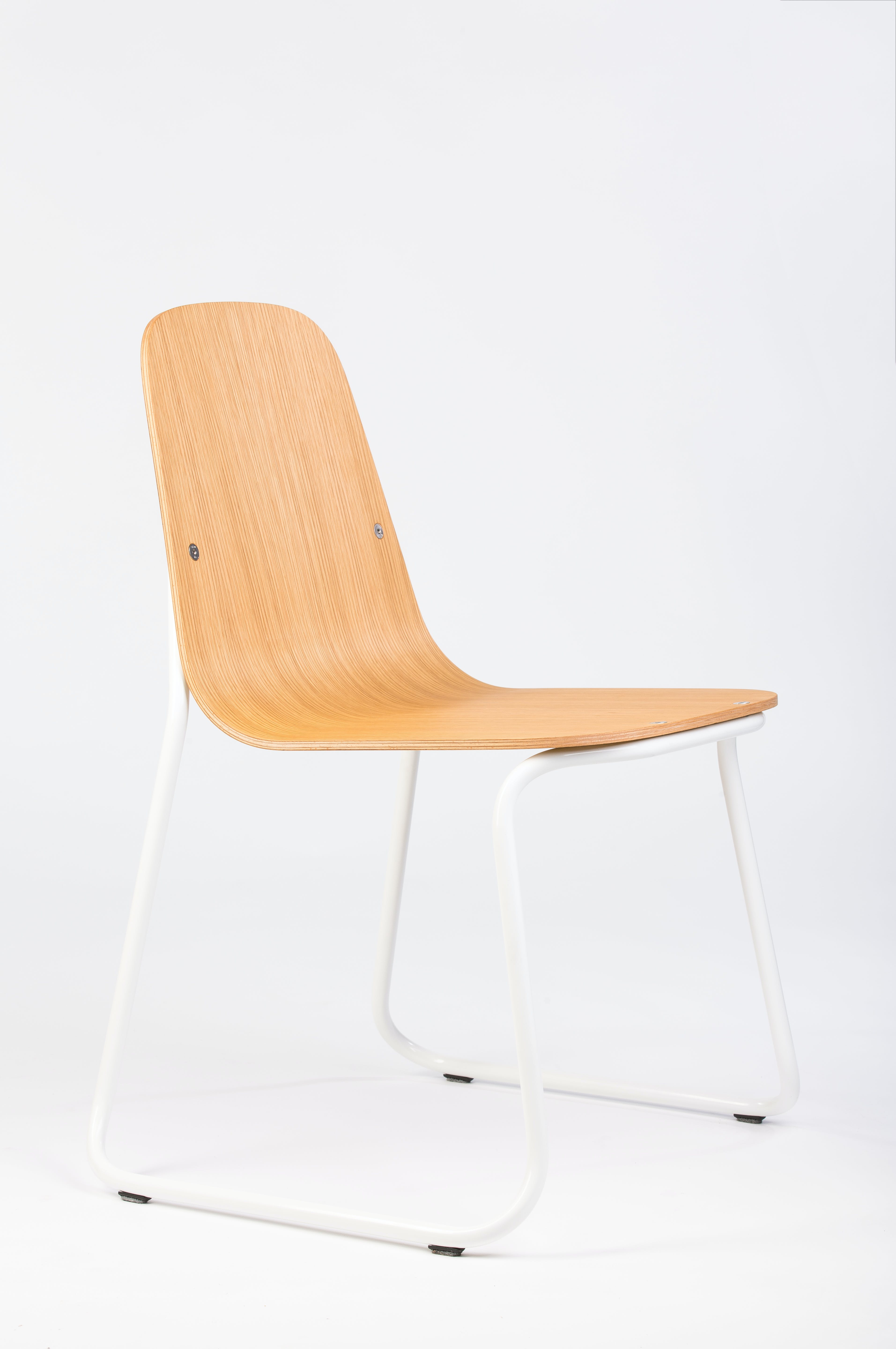 Bogaerts Label Oak Seat Siren Chair Haute Living