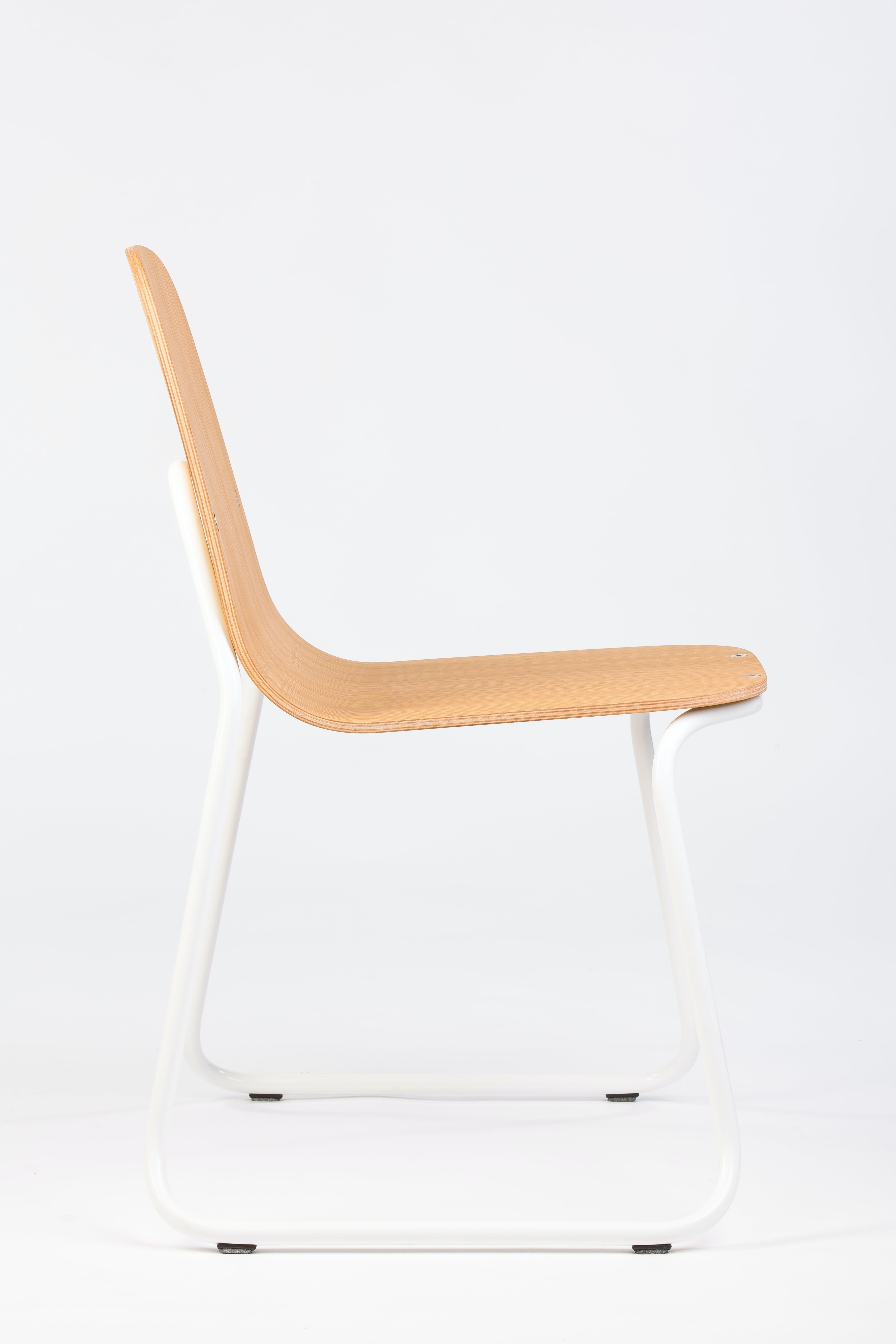 Bogaerts Label Oak Siren Chair Haute Living
