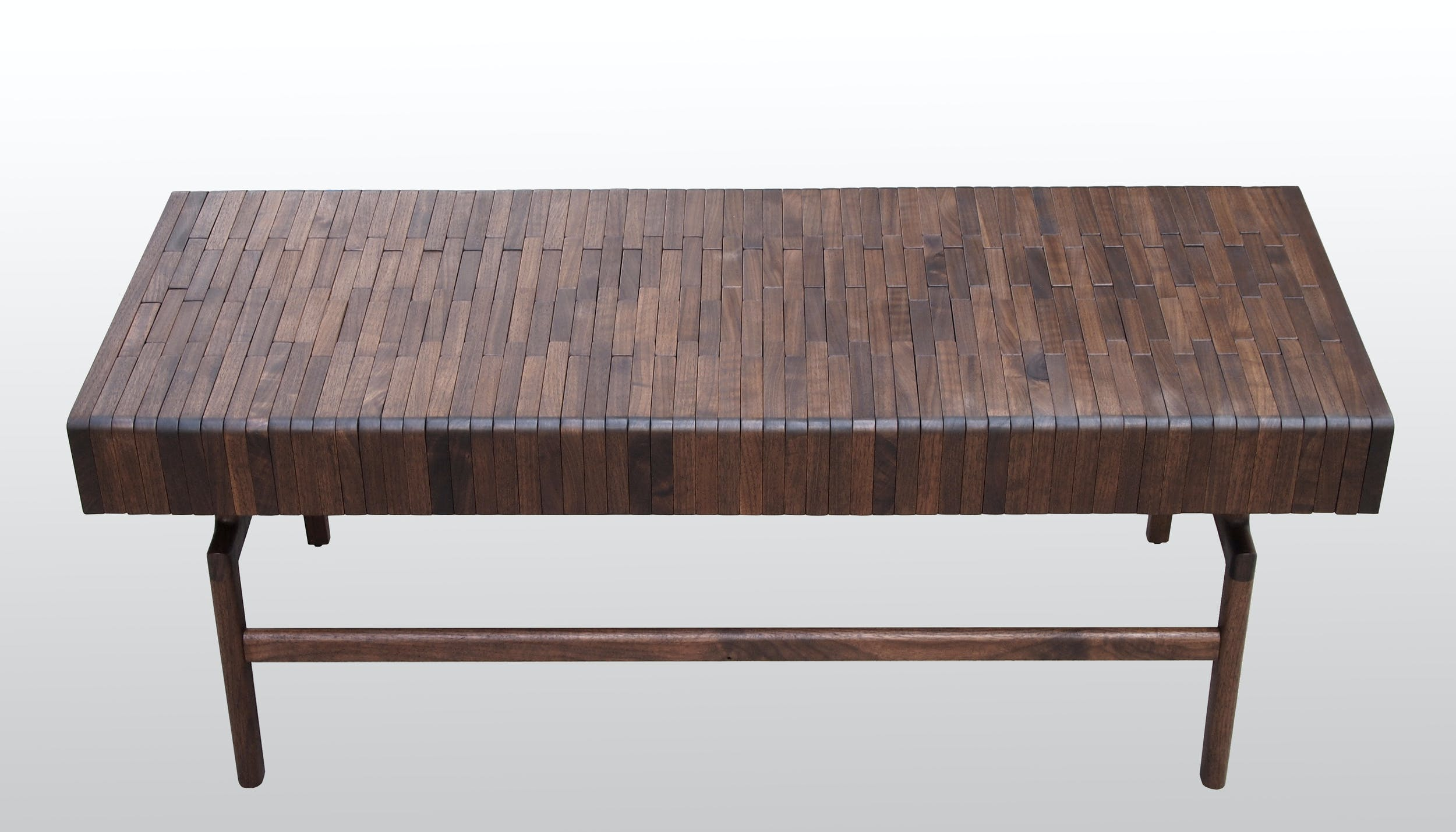 4 Oiled Bench