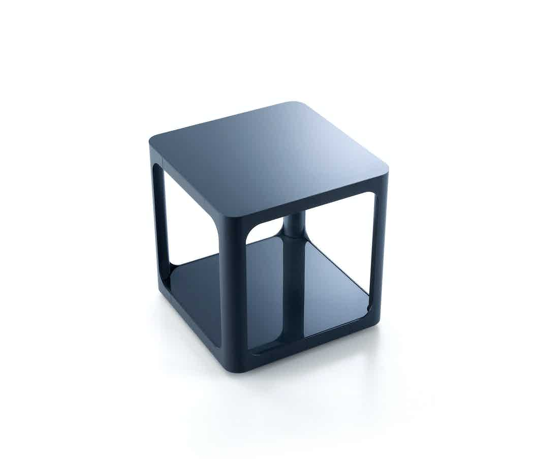 Rimadesio Navy Sixty Coffee Table Square Haute Living