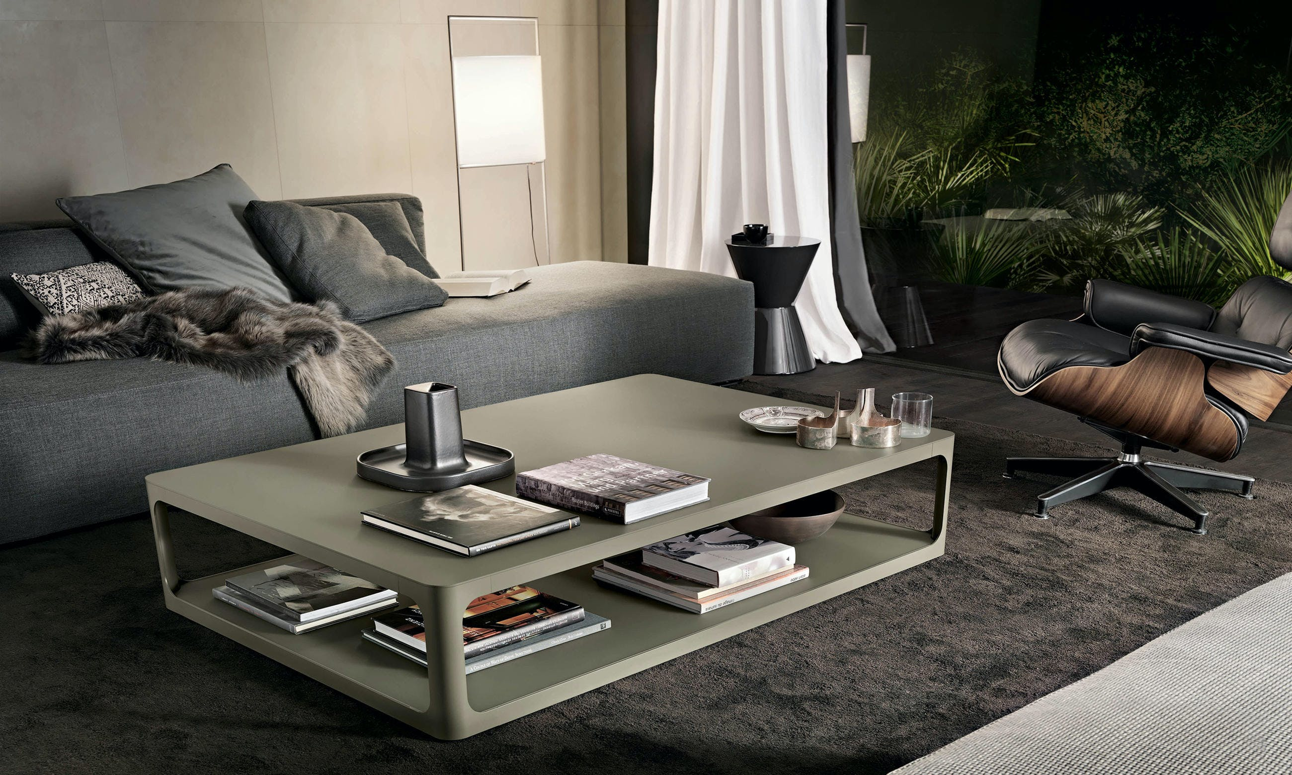 Rimadesio Olive Sixty Coffee Table Insitu Haute Living