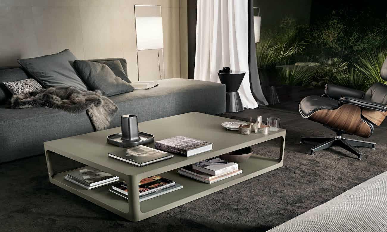 Rimadesio Olive Sixty Coffee Table Insitu Haute Living