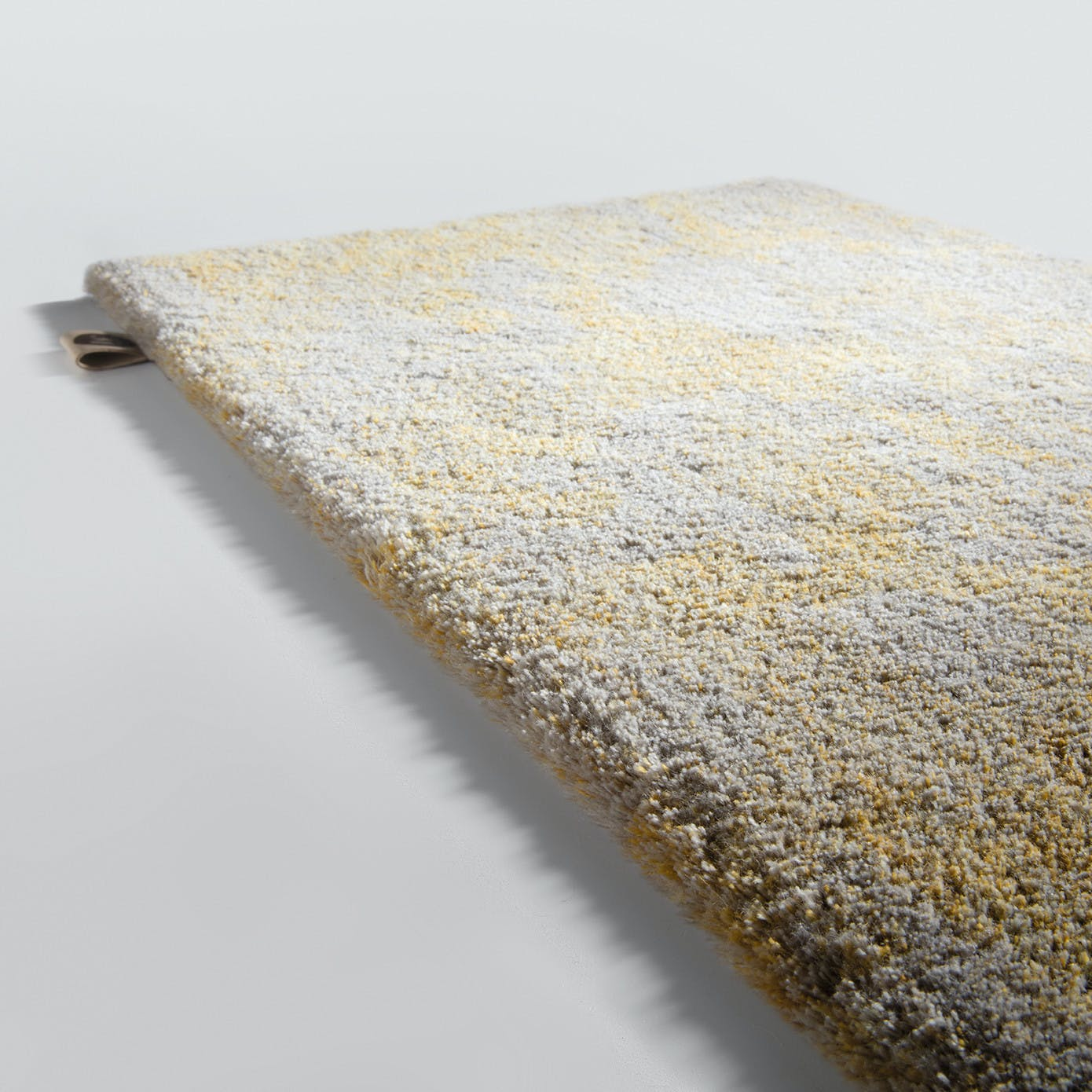 Limited Edition Rugs Skylight Rug Amber Gold Haute Living