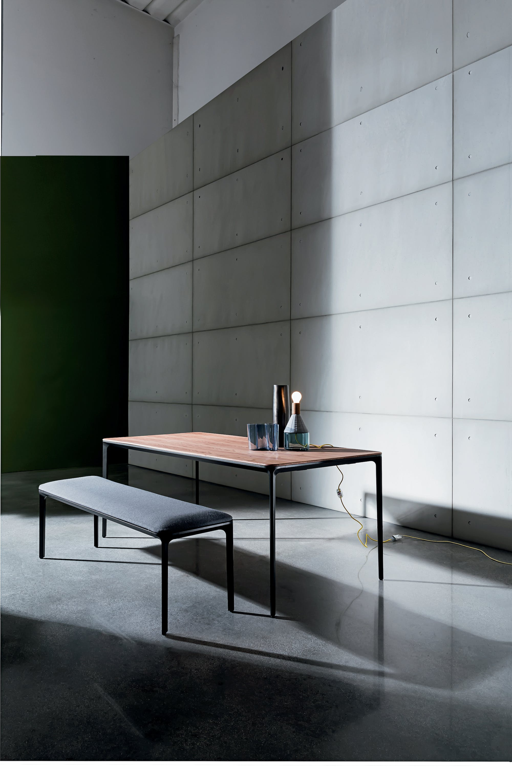 Sovet-slim-dining-table-with-bench-haute-living