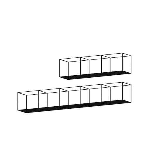 Sl Slim Irony Wall Rack 1024X1024