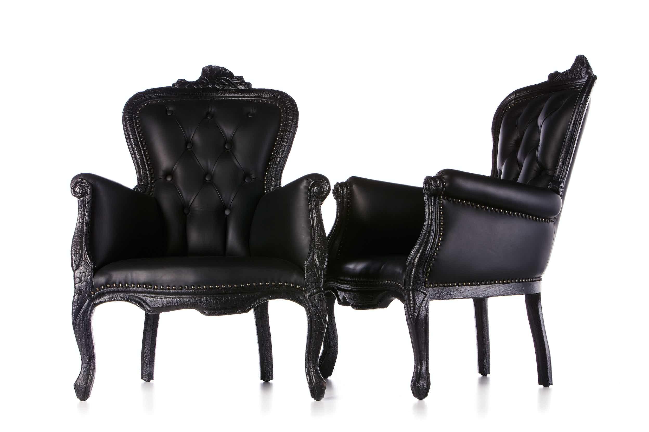Smoke Chair 2
