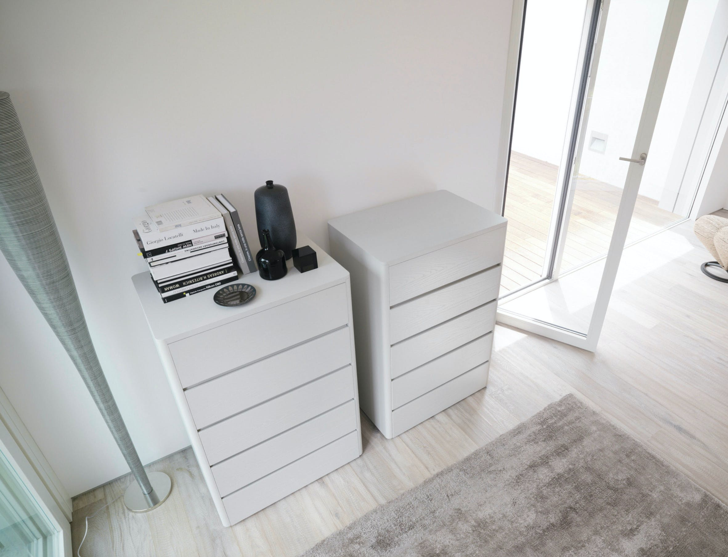 Caccaro Soft System Angle Haute Living