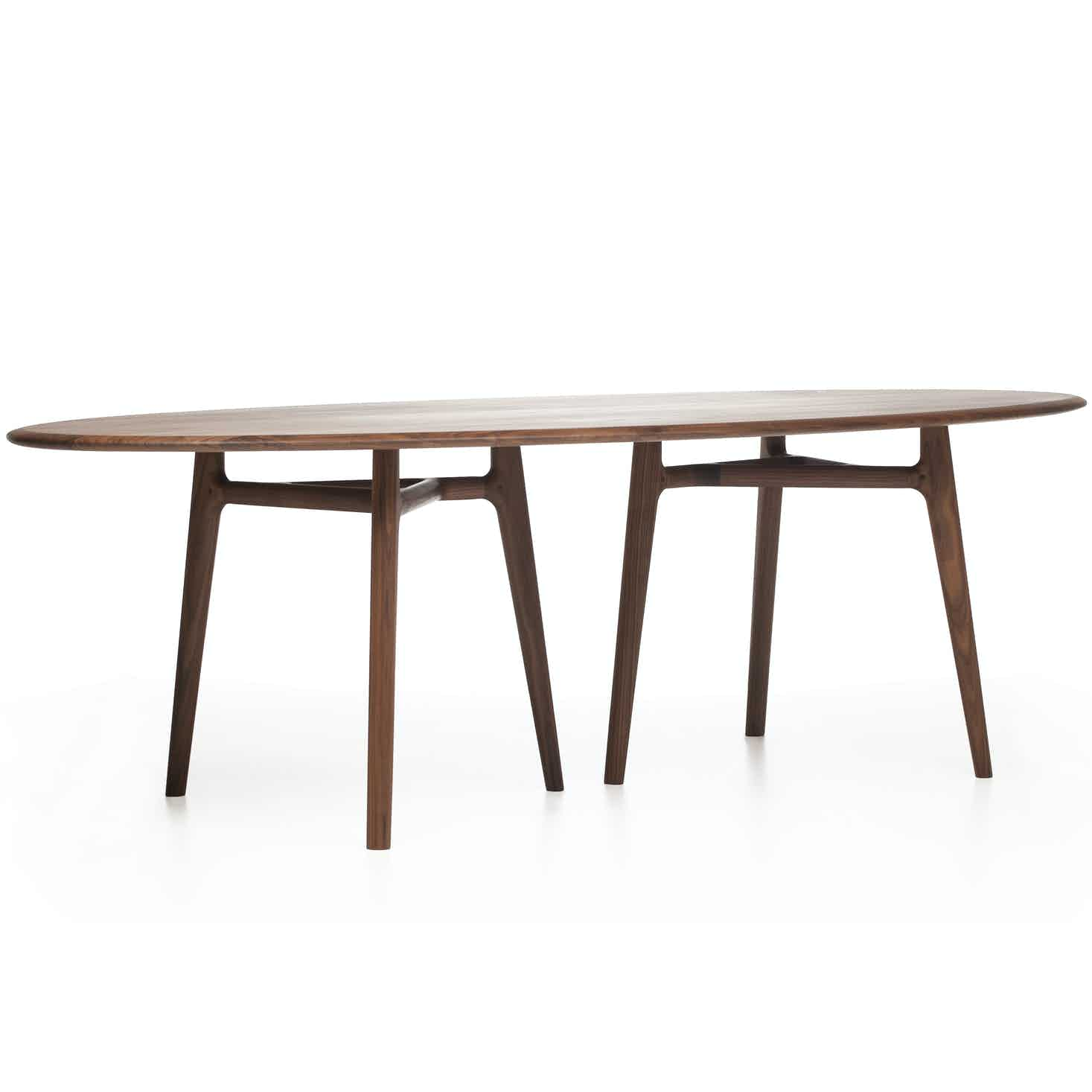 De La Espada Neri Hu Solo Dining Table Thumbnail Haute Living