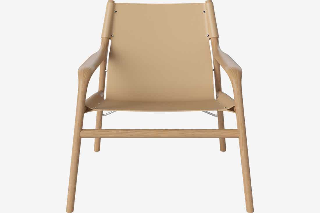 Bolia Soul Lounge Chair Front
