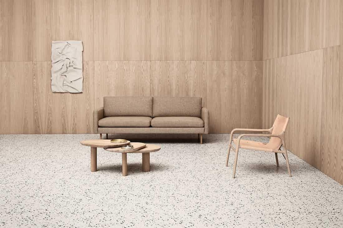 Bolia Soul Lounge Chair Insitu